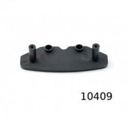 RICAMBI VRX 10409 - SUPPORTO PARAURTI ANTERIORE 1/10 ON ROAD