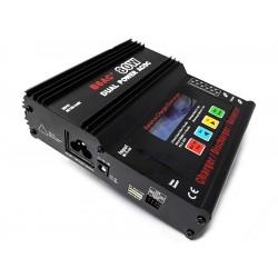 Caricabatteria rapido professionale B6AC+80W digitale