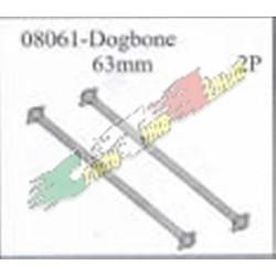 Dogbone 63mm*3,6 OFF-ROAD 1/10 ELETTRICO