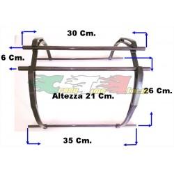 Carrello D'atterraggio 2 Carrelli + 4 Tubi