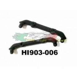 HIMOTO 903-006 - SUPPORTO ALETTONE AUTO 1/10