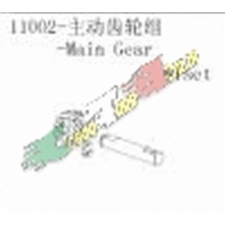 11002 FS RACING 13T MAIN GEAR