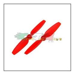 RICAMBI BLADE BLH7708 - PALE ROSSE PER QUADRICOTTERO 200 QX