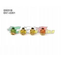 RICAMBIO ESKY 000318 EK1-0315- PIGNONI PER MOTORI BRUSHLESS (4PZ)