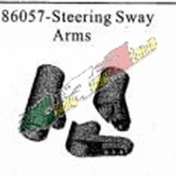 Steering sway arms hsp - salvaservo 1/16