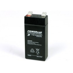 POWERCELL - BATTERIA PIOMBO 2 VOLTS 4,5A