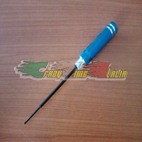CHIAVE ESAGONALE H 3,0mm LUNGA