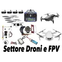 DRONI E FPV